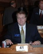 Steve Henson Democratic Leader District 41 Democrat