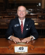 Butch Miller Majority Caucus Chair District 49 Republican