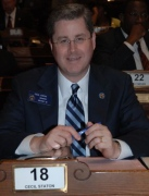 Cecil Staton Majority Whip District 18 Republican